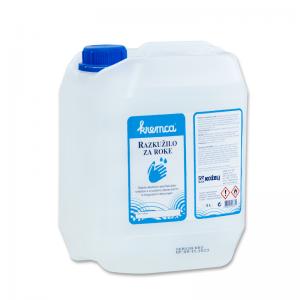 KREMCA hand sanitizer, 5l